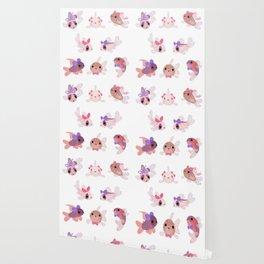 Ribbon corydoras Wallpaper