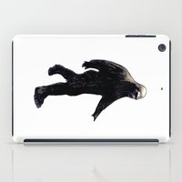 bigfoot iPad Cases featuring Bigfoot by Zombie Rust
