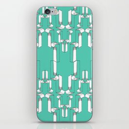 Number 1 - V2 Pencil iPhone Skin