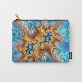 Abstract Lava Flows Carry-All Pouch