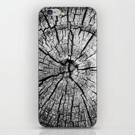 Wood wonder iPhone Skin