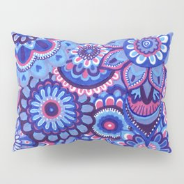blue hope Pillow Sham