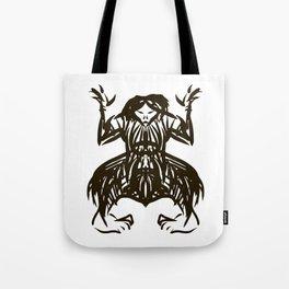 Shamanic travel (shaman walk) Tote Bag