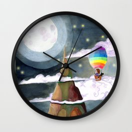 The Top Wall Clock