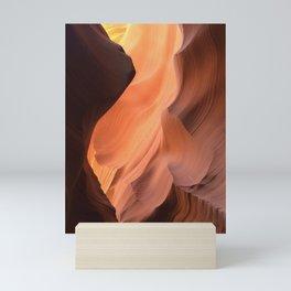 Antelope Canyon 2 Mini Art Print
