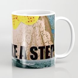 Take a step Coffee Mug