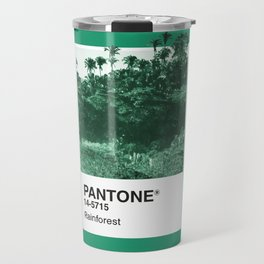 PANTONE SERIES – RAINFOREST Travel Mug