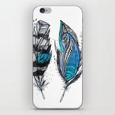 Bluish iPhone & iPod Skin