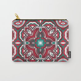 Pattern 12 from NUVEAU: The Future of Patterns Coloring Book Carry-All Pouch