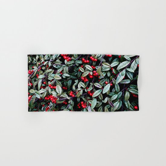 Nature's Pattern Hand & Bath Towel