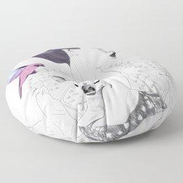 Princess Spike Floor Pillow