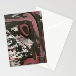 Heavy Metal Music Stationery Cards
