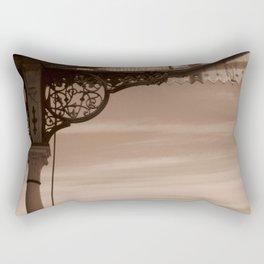 Hartlepool Station #2 Rectangular Pillow