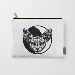 moon sphynx Carry-All Pouch