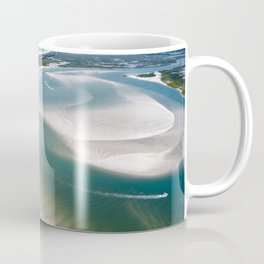 Rich's Inlet at the North End of Figure 8 Island | Wilmington NC Coffee Mug