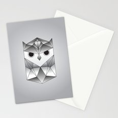 Owl. Stationery Cards