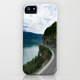 Lakeside Road iPhone Case