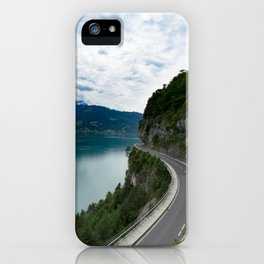 Lakeside Road iPhone Case