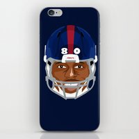 giants iPhone & iPod Skins featuring Faces-Giants by IllSports