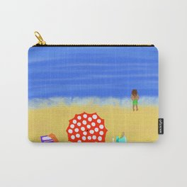 Bliss on the Beach! Carry-All Pouch