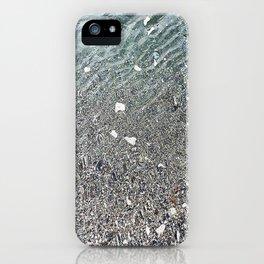sparkling lake iPhone Case