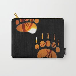 Bear Claw Carry-All Pouch