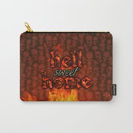 Hell Sweet Home Carry-All Pouch