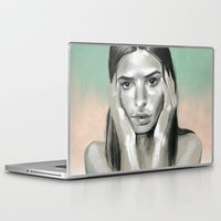 miami Laptop & iPad Skins featuring Miami by Sherie Myers