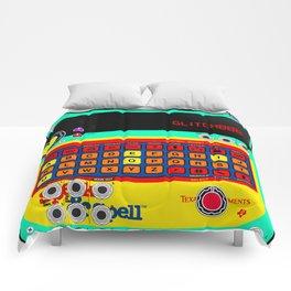 Circuit Bent Speak & Spell Comforters