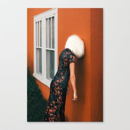 Lost Canvas Print