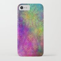 christ iPhone & iPod Cases featuring Christ by RingWaveArt