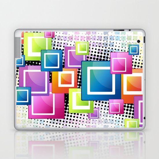 I'm Just Too Freakylicious For Ya Babe.  Laptop & iPad Skin