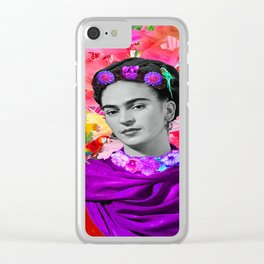 Freeda Clear iPhone Case