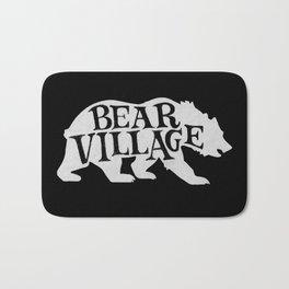 Bear Village - Polar Bath Mat