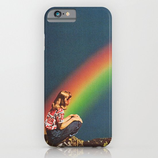 NIGHT RAINBOW iPhone & iPod Case