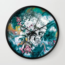Momento Mori Revv Wall Clock