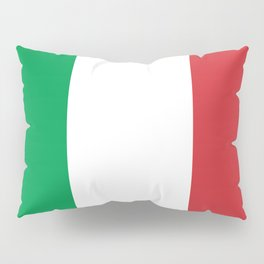 Flag of Italy, High Quality Authentic Pillow Sham
