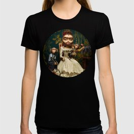 Bearded Helena T-shirt