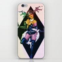 devil iPhone & iPod Skins featuring Devil by kumo izuru