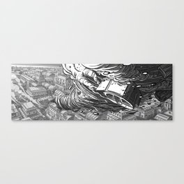 Caravane #1 Canvas Print