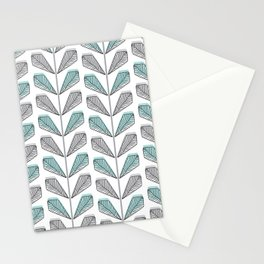 Collection Leaves Stationery Cards