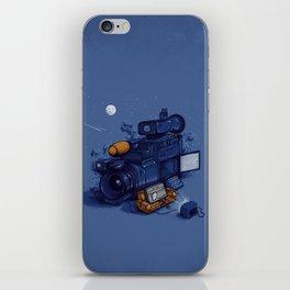Movie Break iPhone Skin