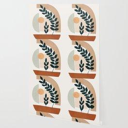 Soft Shapes III Wallpaper