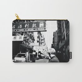 Streets of Hong Kong  Carry-All Pouch