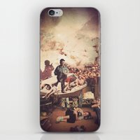 tv iPhone & iPod Skins featuring 'Television' by Tim Green