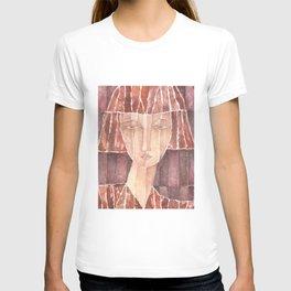 Red N° 4 T-shirt