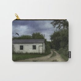 Flyover at dusk Carry-All Pouch