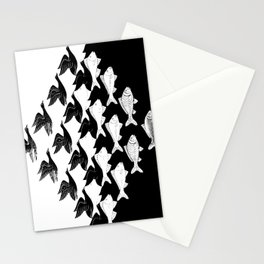 Escher - Sky and Water Stationery Cards