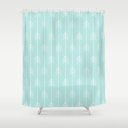 arrow pattern (8) Shower Curtain