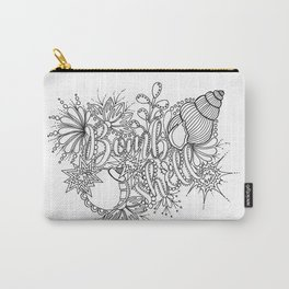 Bombshell Adult Coloring, Pin Up Design, Carry-All Pouch